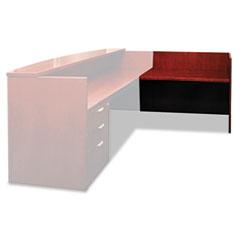 MLNMRRT2448MC - Mayline® Mira Series Reception Desk Shell Return