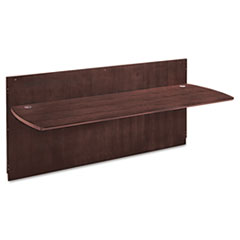 MLNNRDTMAH - Mayline® Napoli™ Veneer Series Reception Desk Top