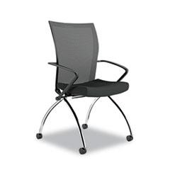 MLNTSH1BB - Mayline® Valoré Training Series High-Back Nesting Chair