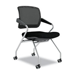 MLNTSM2BB - Mayline® Valoré Training Series Mid-Back Nesting Chair