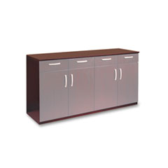 MLNVBCZBMAH - Mayline® Corsica™ Series Buffet Credenza Cabinet