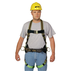 MLS493-E650-77UGN - Miller by SperianDuraFlex® Construction Harnesses