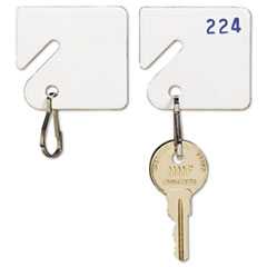 MMF201300006 - MMF Industries™ Slotted Rack Key Tags