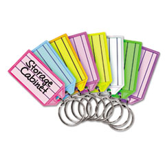 MMF201400747 - SteelMaster® Replacement Tags for Multi-Color Key Rack