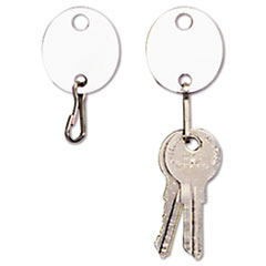 MMF201800706 - MMF Industries™ Oval Snap-Hook Key Tags