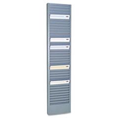 MMF20601 - SteelMaster® Swipe Card/Badge Rack