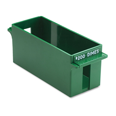 MMF212071002 - MMF Industries™ Porta-Count® System Rolled Coin Storage Trays