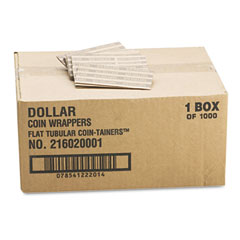 MMF216020001 - MMF Industries™ Flat Paper Coin Wrappers