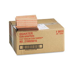 MMF216020016 - MMF Industries™ Flat Paper Coin Wrappers