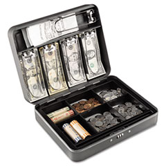 MMF2216190G2 - STEELMASTER® by MMF Industries™ Cash Box with Combination Lock
