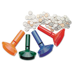MMF224000400 - STEELMASTER® by MMF Industries™ Coin Counting Tubes