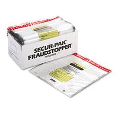 MMF2362006N20 - MMF Industries™ Tamper-Evident Deposit Bags