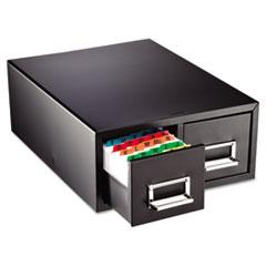 MMF263F4616DBLA - STEELMASTER® by MMF Industries™ Drawer Card Cabinet