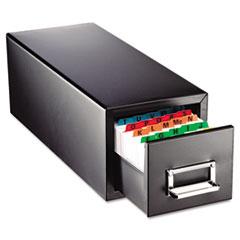 MMF263F4616SBLA - STEELMASTER® by MMF Industries™ Drawer Card Cabinet