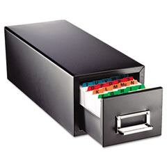 MMF263F5816SBLA - STEELMASTER® by MMF Industries™ Drawer Card Cabinet