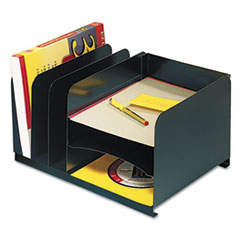 MMF26420HV004 - STEELMASTER® by MMF Industries™ Combination Letter-Size Organizer