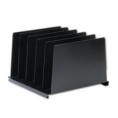MMF2645VABK - STEELMASTER® by MMF Industries™ Angled Vertical Organizer