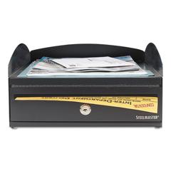 MMF264657004 - SteelMaster® LockIt™ Inbox Desk Tray