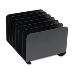 MMF2646BLA - STEELMASTER® by MMF Industries™ Desktop Vertical Organizer