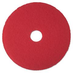 MMM08392 - 3M™ Red Buffer Floor Pads 5100