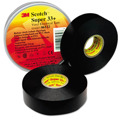 MMM10075 - 3M™ Scotch® Super Vinyl Electrical Tape 33+ 10075