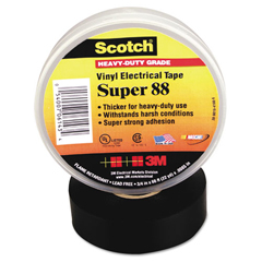 MMM10364 - 3M Scotch® Super Vinyl Electrical Tape 88 10364