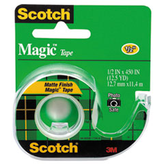 MMM104 - Scotch® Magic™ Office Tape in Refillable Handheld Dispenser