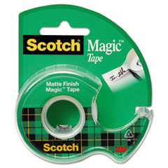 MMM105 - Scotch® Magic™ Office Tape in Refillable Handheld Dispenser