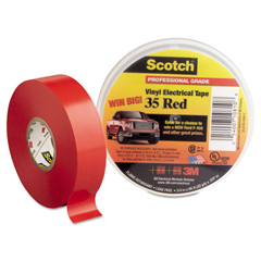 MMM10810 - 3M Scotch® 35 Vinyl Electrical Color Coding Tape