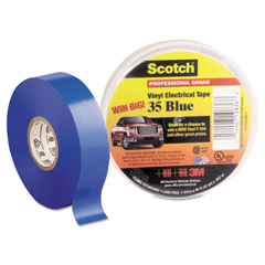 MMM10836 - 3M Scotch® 35 Vinyl Electrical Color Coding Tape