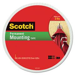 MMM110LONG - Scotch® Permanent High-Density Foam Mounting Tape