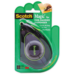 MMM126 - Scotch® Magic™ Tape One-Handed Dispenser