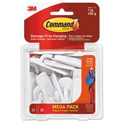 MMM17002MPES - Command™ General Purpose Hooks