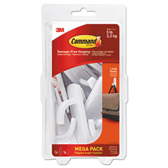 MMM17003MPES - Command™ General Purpose Hooks
