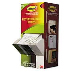 MMM17201CABPK - Command™ Picture Hanging Strips