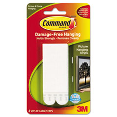MMM17206 - Command™ Picture Hanging Strips
