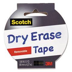 MMM1905RDEWHT - Scotch® Dry Erase Tape