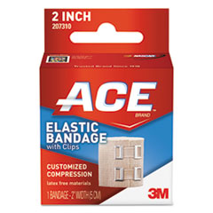 MMM207310 - ACE™ Elastic Bandage with E-Z Clips