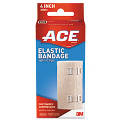 MMM207313 - ACE™ Elastic Bandage with E-Z Clips