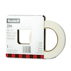 MMM25612 - Scotch® White Paper Tapes