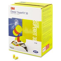MMM3101009 - 3M™ E-A-R™ Classic™ SuperFit 33™ Foam Earplugs 310-1009