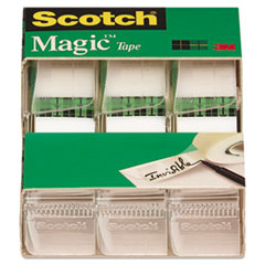 MMM3105 - Scotch® Magic™ Office Tape in Refillable Handheld Dispenser