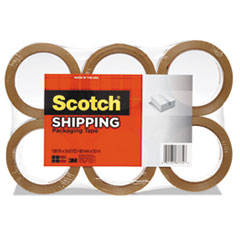 MMM3350T6 - Scotch® Lightweight Shipping Packaging Tape