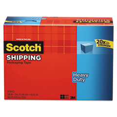 MMM385018CP - Scotch® 3850 Heavy Duty Packaging Tape Cabinet Pack
