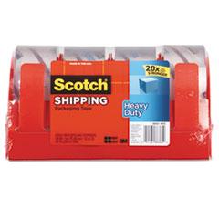 MMM38504RD - Scotch® Heavy Duty Packaging Tape