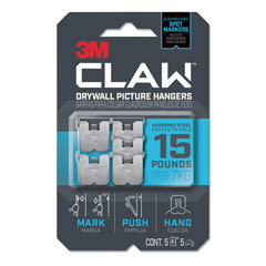 MMM3PH15M5ES - 3M™ Claw Drywall Picture Hanger