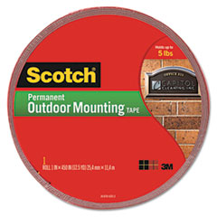 MMM4011LONG - Scotch® Interior/Exterior Mounting Tape