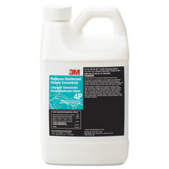 MMM4P - 3M Bathroom Disinfectant Cleaner Concentrate 4P