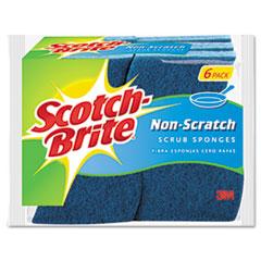 MMM526 - Scotch-Brite™ Non-Scratch Multi-Purpose Scrub Sponge