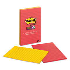 MMM5845SSAN - Post-it® Pads in Marrakesh Colors